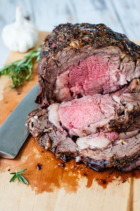 Prime Rib Roast Beef