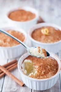 Portuguese Rice Pudding