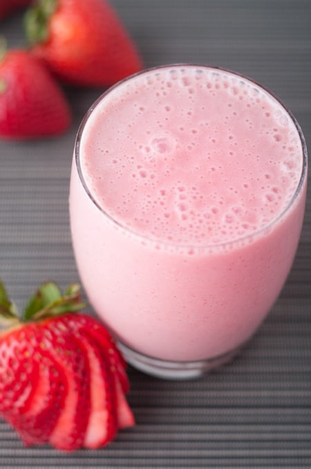 Berry-licious smoothie