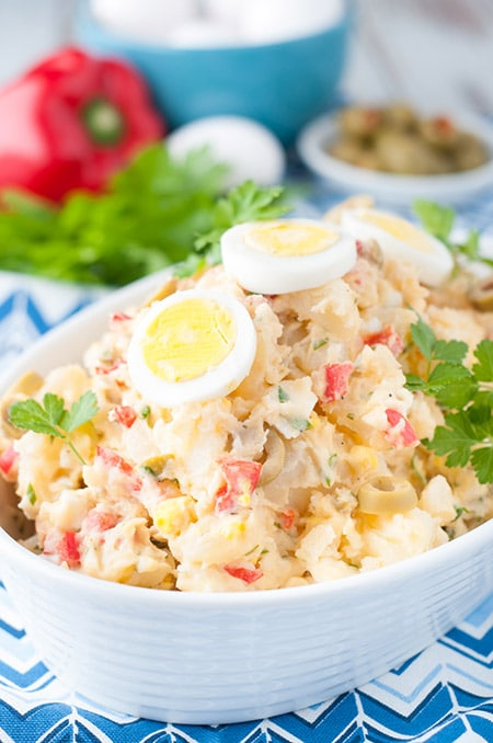 Perfect Summer Potato Salad Recipe