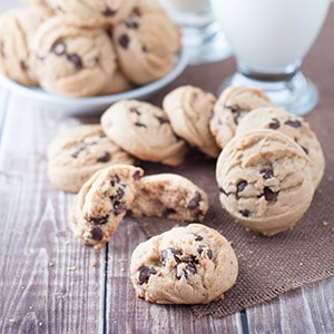 Chunky Chocolate Chip Cookie Recipe