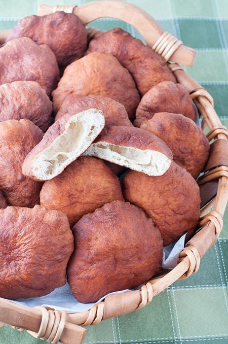 Azores Filhoses (Filhós) - Traditional Fried Dough Dessert