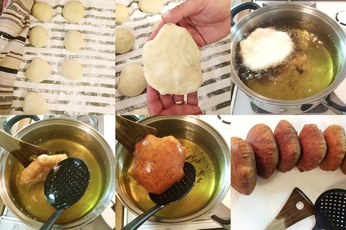 Azores Filhós - Traditional Fried Dough Dessert