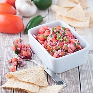 Pico de Gallo (salsa fresca) Recipe