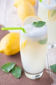Icy Lemonade Recipe