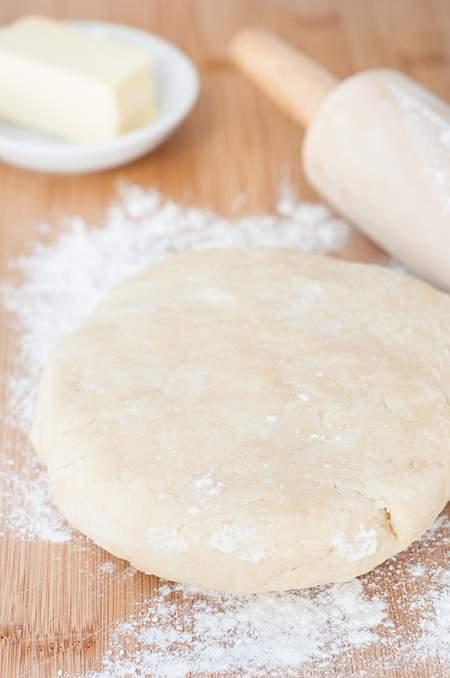Simple Flaky Tender Pie Crust