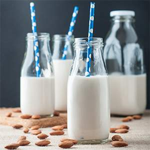 Maple Almond Milk... It's Easy!