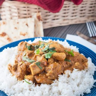 From Scratch Butter Chicken