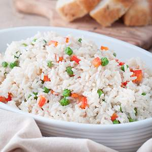 Quick and Delicious Rice