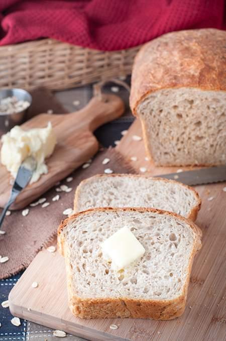 Chef Michael Smith's Country Bread