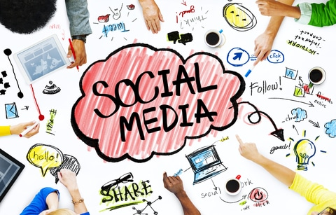 Getting Into Social Media