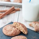 Simple Cinnamon Sugar Cookies