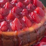 Fresh Strawberry Cheesecake Recipe
