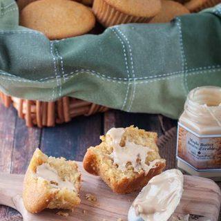 Moist Maple Muffins