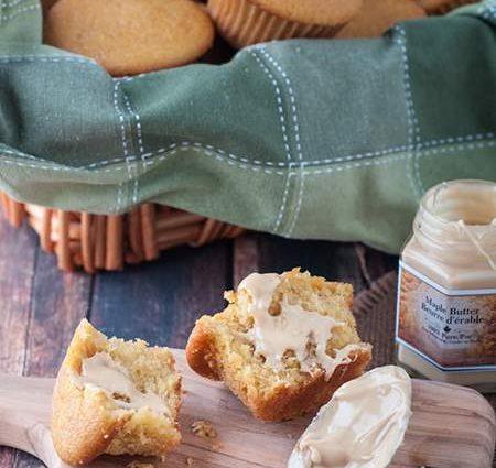 Mmm… Moist Maple Muffins
