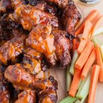 Smoked Buffalo Wings