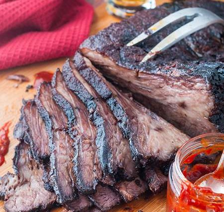 Amazing Hickory Smoked Beef Brisket