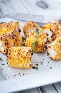 Sweet Farmers' Market Grilled Corn