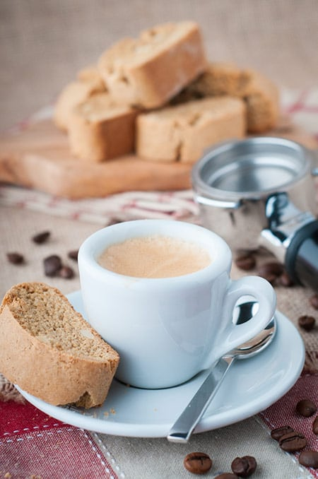 Almond Maple Cinnamon Biscotti Recipe