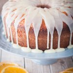 Juicy Orange Pound Cake