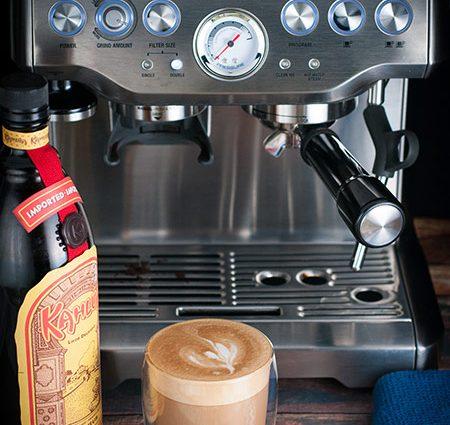 Café Style Kahlúa Latte