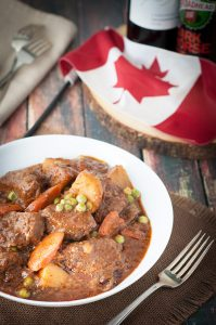 Great Canadian Beef Stew - Instant Pot