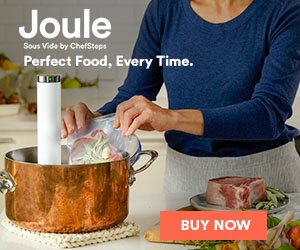 ChefSteps sous vide cooking with Joule ad