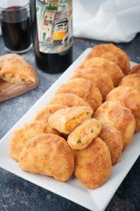 Portuguese Shrimp Croquettes