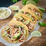 Fish Tacos Recipe